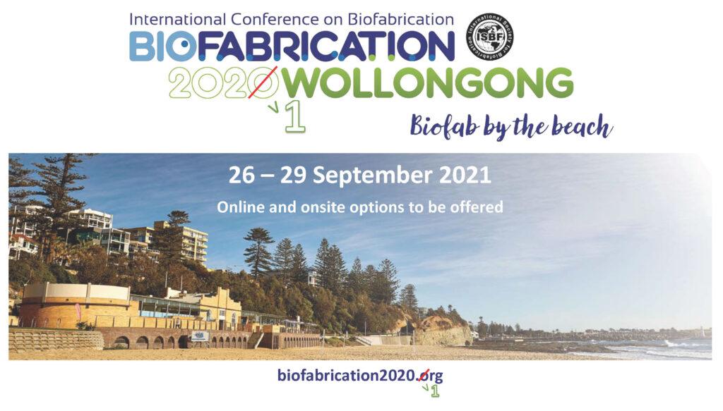 Biofabrication 2021