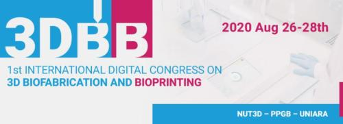 1st International Digital Congress on 3D Biofabrication and Bioprinting