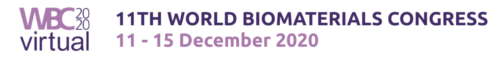 11th World Biomaterials Congress 2020