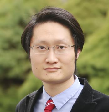 Y. Shrike Zhang, Harvard Medical School, USA